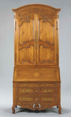 A PROVINCIAL LOUIS XV STYLE CA