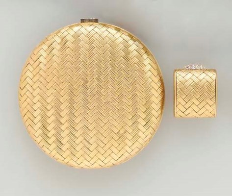 A GROUP OF GOLD AND DIAMOND AC