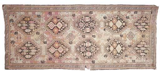A BAKU CORRIDOR CARPET