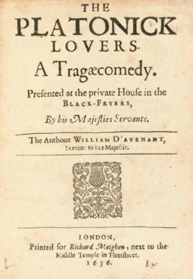 DAVENANT, William (1606-1668).