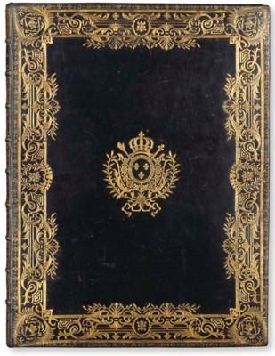 LOUIS XV (1710-1774) -- Antoin