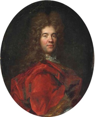 NICOLAS DE LARGILLIERE (PARIS