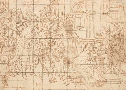 Ribasco, actif 1704