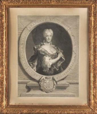 PIERRE DREVET (1697-1739)