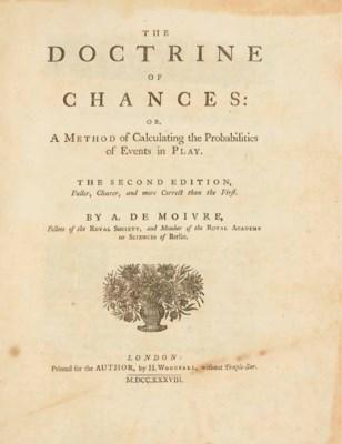 MOIVRE, Abraham de (1667-1754)