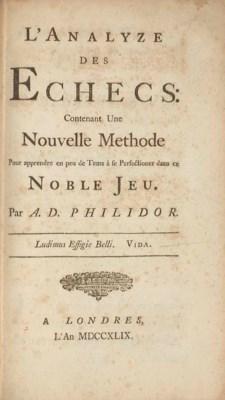 PHILIDOR [François André Danic