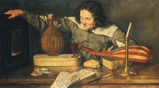 ECOLE ITALIENNE, 1634