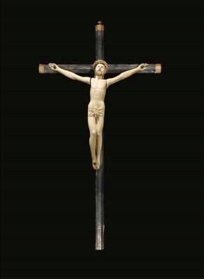 CHRIST DU XVIIEME SIECLE