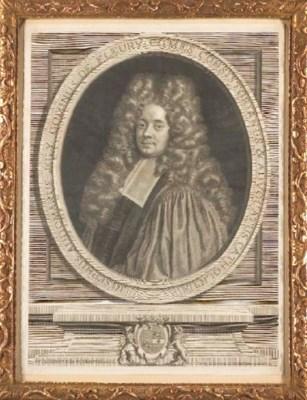 D'APRES PIERRE DREVET (1663-17