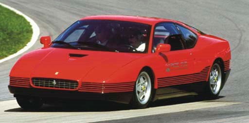ferrari mondial t 39 speciale 39 pace car christie 39 s. Black Bedroom Furniture Sets. Home Design Ideas