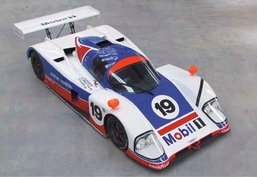Ex voiture usine, Le Mans 1989