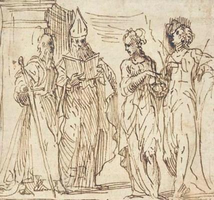Domenico Campagnola (circa 150