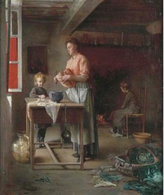 Charles Fouque (Francia XIX se