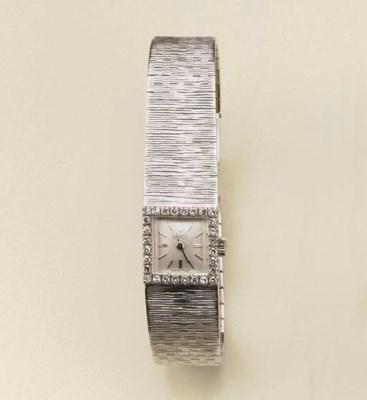 Due orologi in oro, Eberhard e