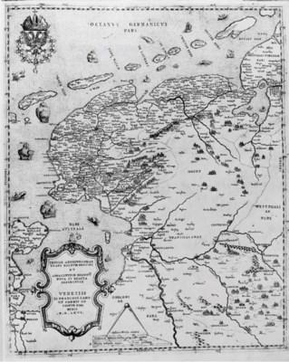 [DEVENTER, Jacob van]. Frisiae