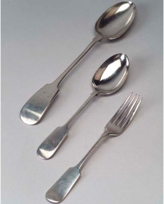TRE POSATE IN SILVER-PLATE