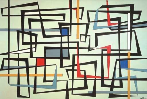 Roberto Crippa (1921 -1972)