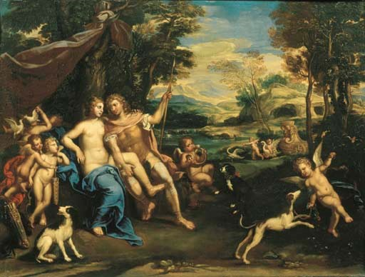 Cerchia di Domenico Zampieri,