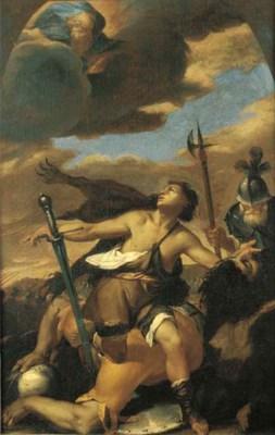 Cerchia di Gregorio Preti (Tav