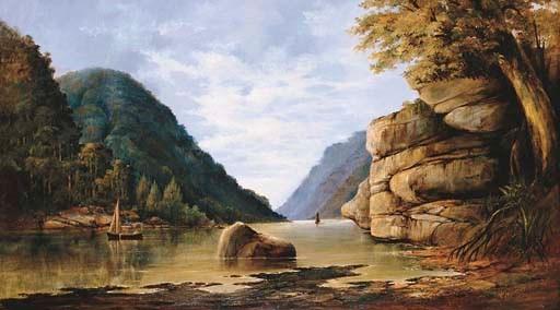 WILLIAM ANDREWS (1840-1877)