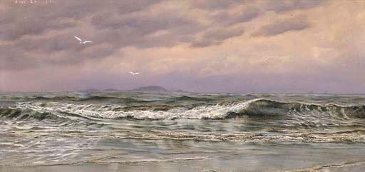 JOHN BRETT (British, 1830-1902