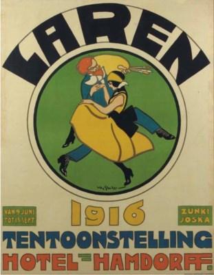(4)  Willy Sluiter, 1916