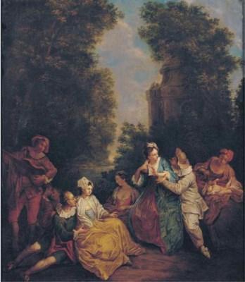 Manner of Jean-Baptiste Pater