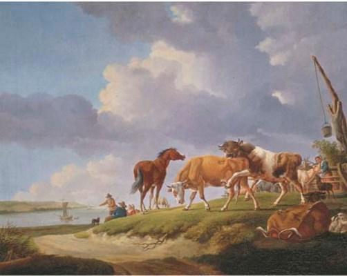 Manner of Jacob van Strij