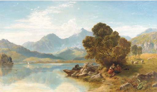 John Mogford (British, 1821-18