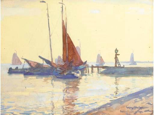 Willy Sluiter (Dutch, 1873-194