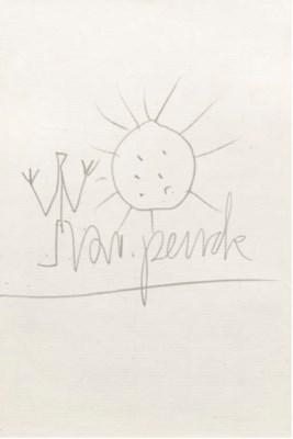 A.R. Penck (German, b. 1939)