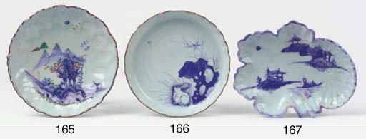 A blue and white Ko-sometsuke
