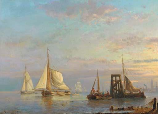 Egidius Linnig (Belgian, 1821-