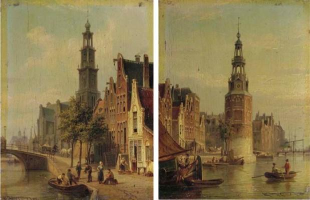 (2)  Cornelis Christiaan Domme