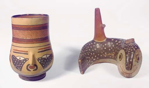 Two Peruvian Vessels