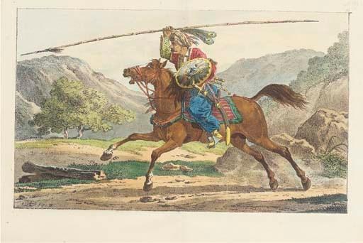 GASPARD DROUVILLE (1783-1856)