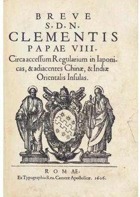 CLEMENT VIII (1536-1605)