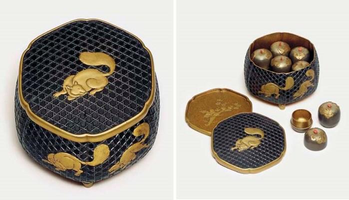 A KOBAKO [small box], CONTAINI