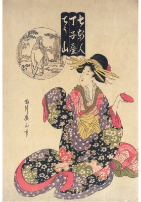 Kikugawa Eizan (1787-1867)
