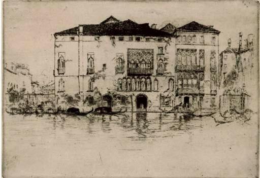 James Abbott McNeil Whistler (