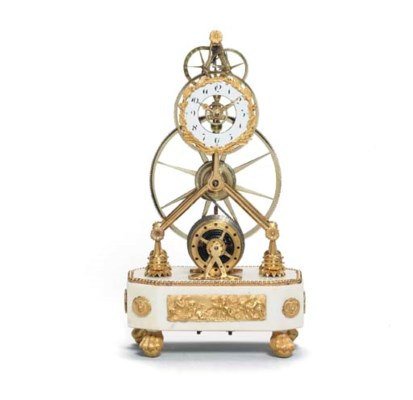 A Victorian great wheel fusee