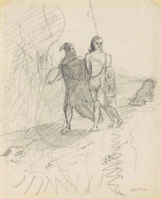 Odilon Redon (Bordeaux 1840-19