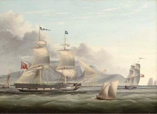 William John Huggins (1781-184