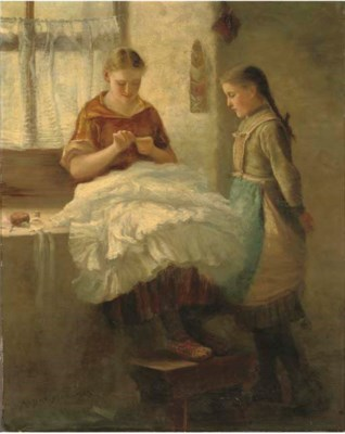 Alexander Davidson, R.S.W. (18