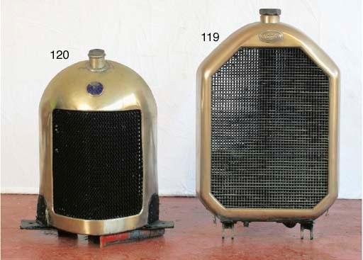 Humber - An original radiator