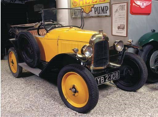 1925 CITROEN 5CV TWO SEATER