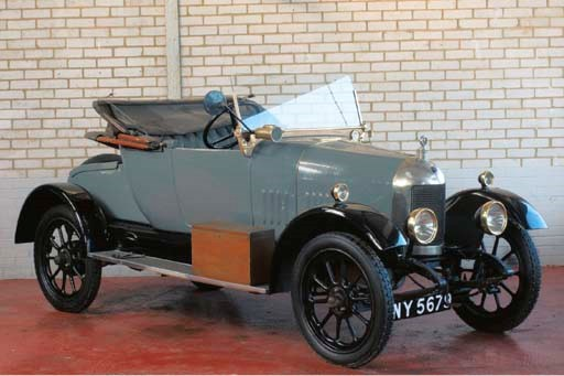 1924 MORRIS 11.9HP TWO SEATER