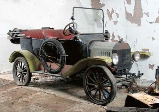 c.1915 FORD MODEL T TOURER