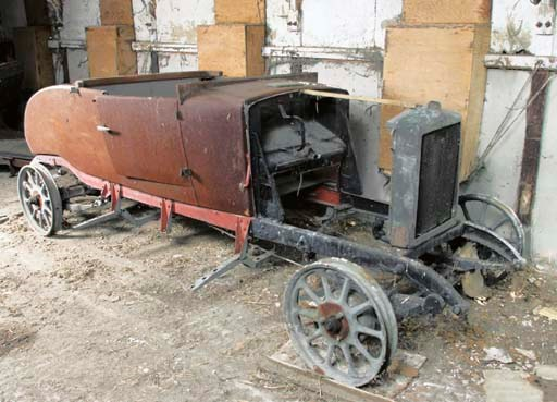 c.1927 MORRIS COWLEY 11.9HP TW