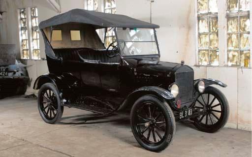 c.1924 FORD MODEL T TOURER